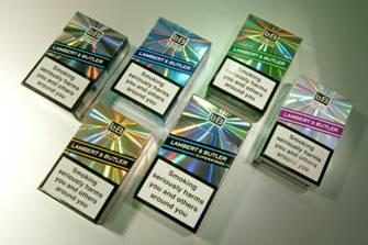 Imperial Tobacco Special Packs