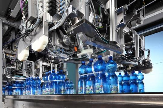 ProdukteAbfuell- und VerpackungstechnikPack- und PalettiertechnikPacktechnikEvoLiteFotos