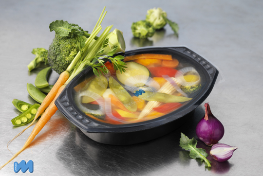 Example of the second generation of ready meals. Sweden's Lantmännen Gooh meals using MicVac technology