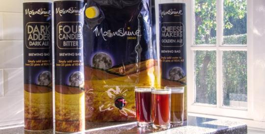 beer brewing kit   Best In Packaging