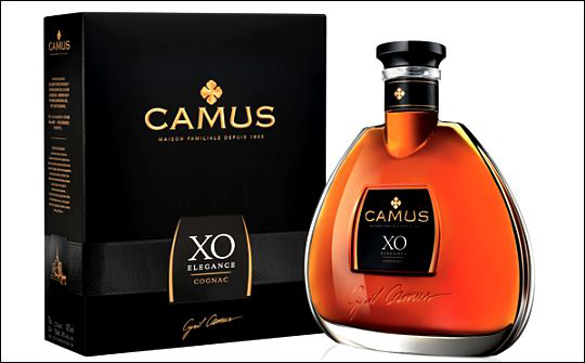 Camus marks 150yrs with Elegance redesign Camus, the largest independent Cognac house launched a new clean-cut design for its Elegance range. Each bottle has a screw cap and a unique QR code, serving both as an anti-counterfeiting traceability system and providing consumers with an opportunity to further their knowledge and experience in real-time via a direct link to www.camus.fr.