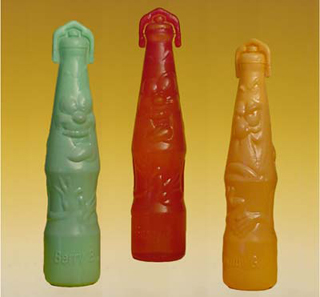 Rommelag single-serve, single-shot food bottles