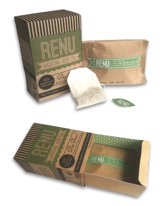 Zero-Waste with Plantable Packaging | Best In Packaging