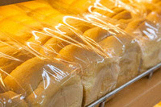 Data on how fresh the bread is could be detected by the NFC technology to spur a colour change in the label