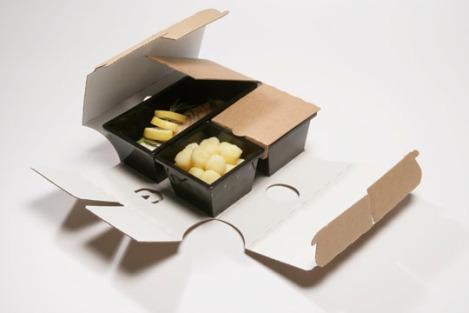 Secondary/transport packaging Shieltronics CuliDish