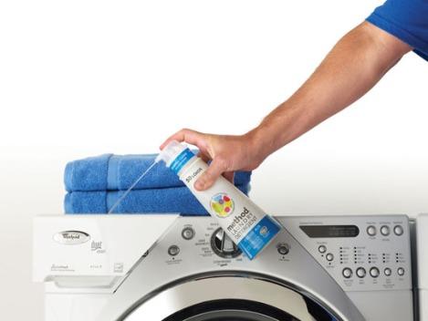 Method dosing laundry detergent bottle
