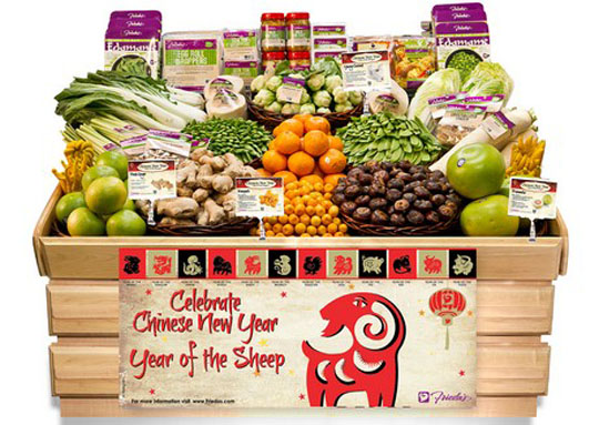 """""""Eastern and Southeastern Asian cuisines are vegetable-centric with bold flavors, and that resonates with shoppers and diners who are seeking authenticity as well as healthy food choices,"""" said Karen Caplan, President and CEO of Frieda's Specialty Produce"""