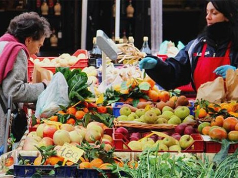 Ukraine fruit and vegetables market