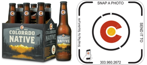 "Bar-, 2D- and QR-codes all have one big disadvantage as they aren't visually appealing and often frustrate the high-quality printed graphics of a packaging.  In contrast to QR, AR doesn't need a printed image as the app scans the actual product, which allows the ""identity"" of a brand to be recognized"
