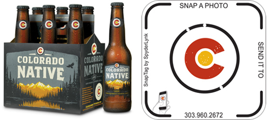 """Bar-, 2D- and QR-codes all have one big disadvantage as they aren't visually appealing and often frustrate the high-quality printed graphics of a packaging.  In contrast to QR, AR doesn't need a printed image as the app scans the actual product, which allows the """"identity"""" of a brand to be recognized"""