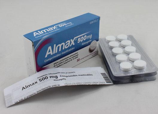 150355-Almirall Almax 500 Mg 30 Comprimidos Masticables W540 100dpi