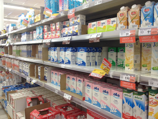 pontero milk italy tetrapack Tetra pak's unique onestep technology is about batch concentrate mixing with in -line  lines for recombined milk & formulated dairy products.