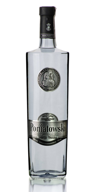 150390-Poniatowski Vodka Pure Vodka W320 100dpi