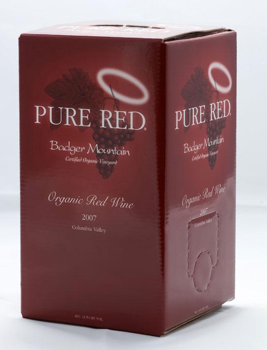 90445-Badger 3l Organic Red