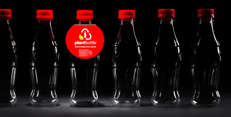 150564-coca-cola-produces-worlds-first-pet-bottle-made-entirely-from-plants 750x380 72dpi