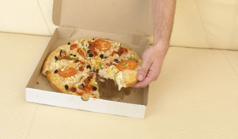 Pizza-boxes and-food-containers contain cancer causing chemicals alarmed scientists warn