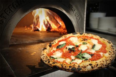 Authentic Neapolitan Pizza pizzaiolas in Alpharetta, GA, USA