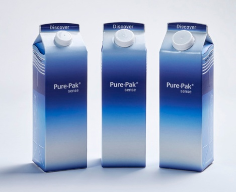 Pure-Pak Sense 1000ml, product of EloPak
