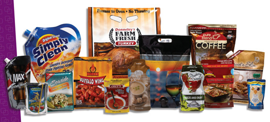 photo courtesy Bemis Flexible Packaging