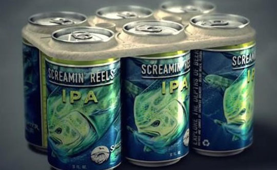 160518-Saltwater-Brewery-launches-edible-six-pack-rings-for-beer W540 100dpi